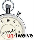 60x60 Untwelve Mix timepiece